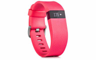 Pink Fitbit Charge HR