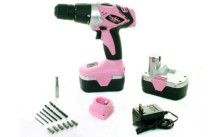 Pink Power Drill Kit