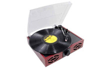Pyle® PVNT7U Retro Style Turntable With USB to PC