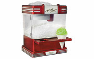 Retro Style Snow Cone Maker