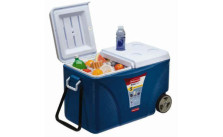 Rubbermaid FG2C0902MODBL Extreme 5-Day Wheeled Ice Chest/Cooler