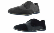 Vito Rossi Men's Casual Lace Up Oxford Dress Shoes