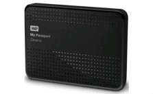 Western Digital My Passport 1 TB External Hard Drive + Two 4K Movie Downloads