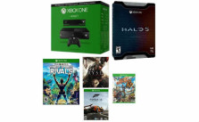 Xbox One 500GB Console w/Kinect - 5 Game Bundle