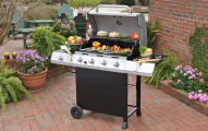 Amazon Gas grill