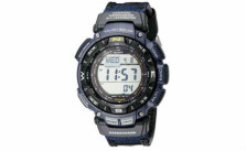"Casio Men's PAG240B-2CR ""Pathfinder"" Sport Watch"