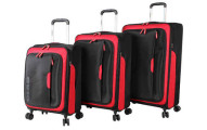 CIAO! Bello Expandable Spinner Luggage Set