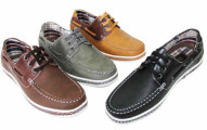 Frenchic Collections Men's Lace-Up Shoes