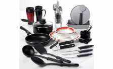 Gibson Home Complete Kitchen 38-Piece Combo Set