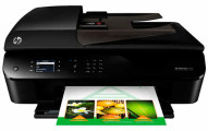 HP Officejet 4630 Wireless All-in-One Color Printer