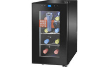 Insignia 8-Bottle Wine Cooler with Wine Tote