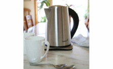 Ivation Precision-Temp Stainless Steel Electric Tea Kettle