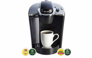 Keurig K140 Coffee Brewer + 4 Boxes of K-Cups