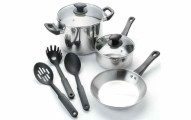 Kitchen a la carte Stainless Steel Cookware Set
