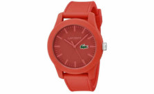 Lacoste Men's Red Watch
