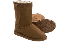 Minnetonka Sheepskin-lined Boots