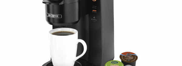 Mr. Coffee Single-Serve Keurig K-Cup Brewer