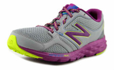New Balance W490 Round Toe Synthetic Running Shoe