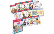 Reading Adventures Disney Princess Boxed Set