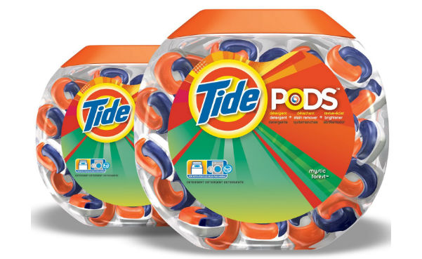 Tide Pods Samples