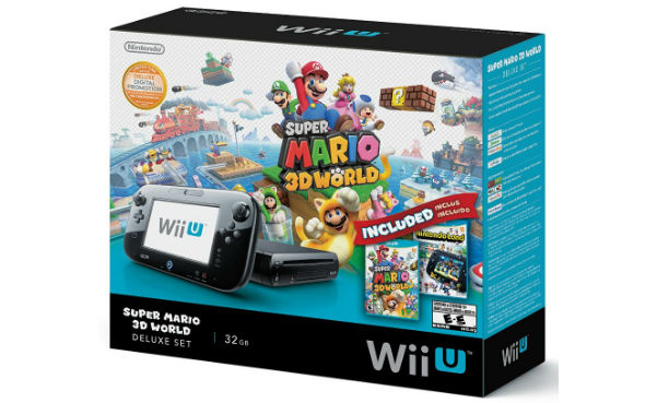 Wii U Deluxe Gaming System