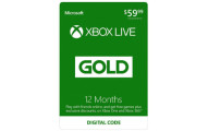 Win An Xbox Live 12-month Gold Membership