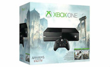 Click to open expanded view Xbox One 500GB Console - Assassin's Creed Unity Bundle