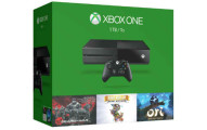 Xbox One 1TB Console + 5 Games + Extra Controller