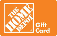 Win a $50 Home Depot Gift Card