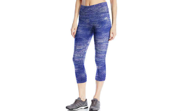 adidas Women's Performer Mid Rise 3/4 Tights