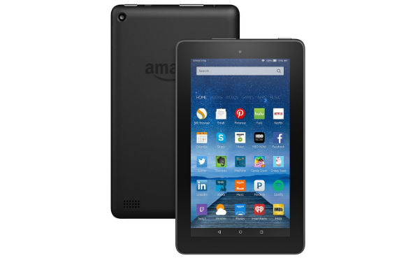 Win an Amazon Fire Tablet