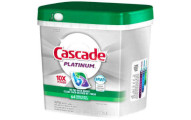 Cascade Platinum ActionPacs Dishwasher Detergent