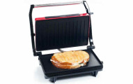 Chef Buddy 82-SW100 Non-Stick Grill and Panini Press