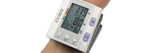 Deal genius Blood pressure monitor
