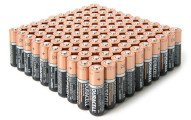 Win a Duracell Batteries 100 Pack