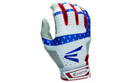 Click to open expanded view Easton HS9 Stars and Stripes Batting Gloves