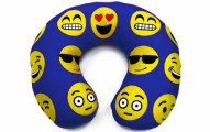 Emoji Neck Pillow