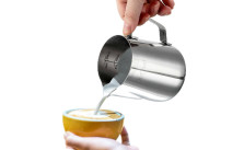X-Chef Stainless Steel Milk Frothing Pitcher