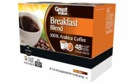 Great Value Breakfast Blend 48-count K-Cups