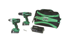 Hitachi Drill Combo Kit