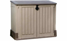 Keter Outdoor Resin Storage Shed