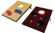 Triumph Sports USA LED Lighted Bag Toss Tournament