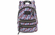 Marc Jacobs Arrow Head Printed Biker Mini Backpack