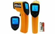 Nubee Non-Contact Infrared Thermometer with Laser Sight