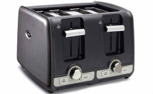 Oster Jelly Bean 4-Slice Toaster with Extra Wide Slots