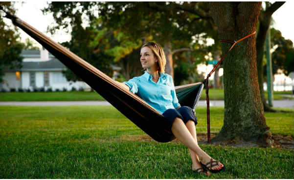 Outdoor Hammock for Two