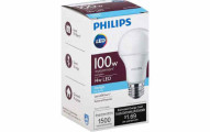 Philips Daylight A19 LED Light Bulbs (4-pack)