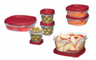 Rubbermaid Easy Find Lid Food Storage Container (18-piece)