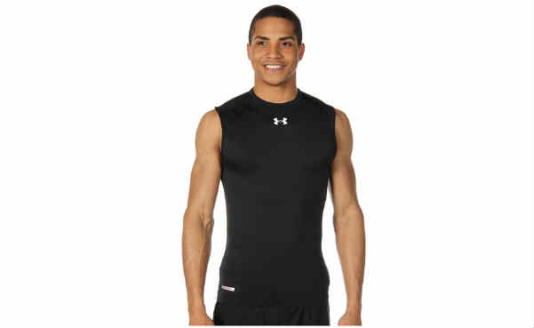 Under Armour HeatGear® Sonic Compression S/L Tee