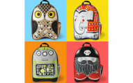Wry Baby Canvas Backpacks